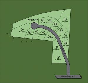 rocky hill estates colored map orig