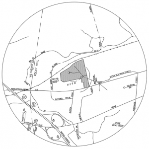 rocky hill estates overview map